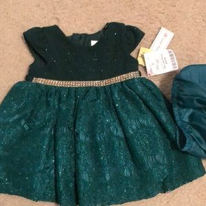 Special Occasion Baby Dress